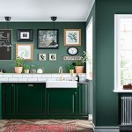 Ten facts about green kitchen