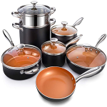 It's All About (The) Nonstick copper cookware set