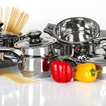 Advantage of stainless steel cookware